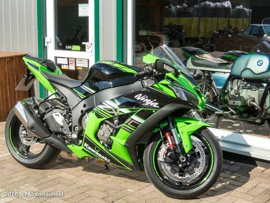 Motorradnest Kawa