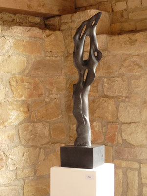 Daphne, 1996, Mármore Ruivina, 83 x 19 x 10 cm