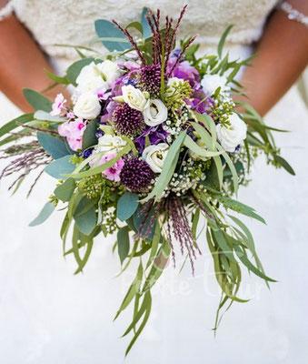 Brautstrauß, Hochzeitsfloristik, Petite Fleur
