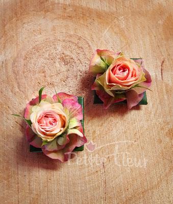 Ansteckblumen, Hochzeitsfloristik, Petite Fleur