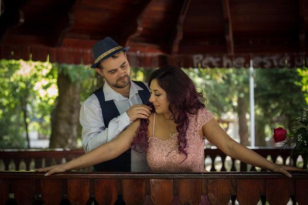 Fotografie de nunta foisor Parc Rm. Valcea