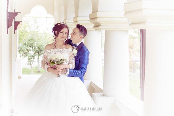 Fotografie de nunta la biserica din Calimanesti