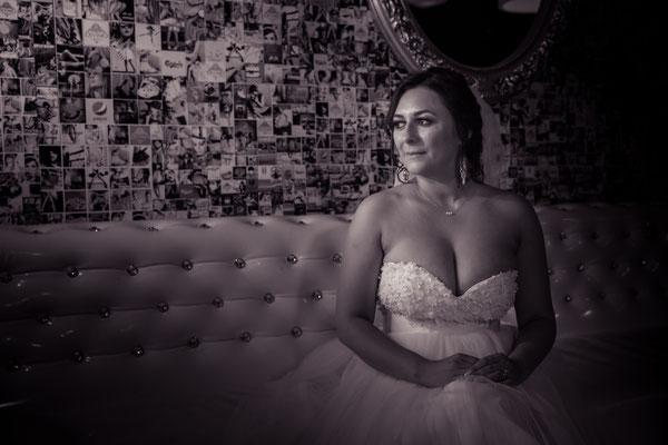 Fotografie de nunta la club