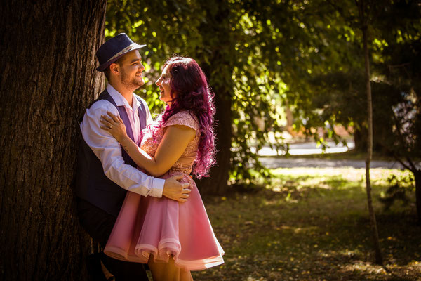 Fotografie de nunta Parc Rm. Valcea