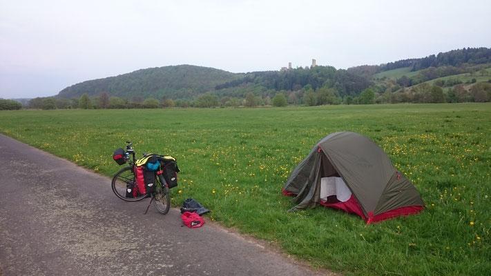 Kurz vor Eisenach