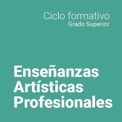 Normativa de las Enseñanzas Artísticas Profesionales