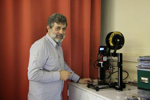 D. Javier Salas Alonso. Grecia