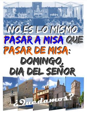 Campaña de Asistencia a la Misa Dominical