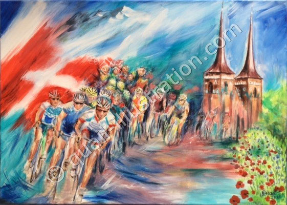 Tour de France i Danmark