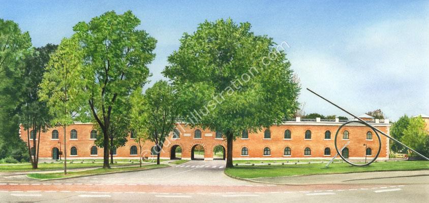 Stadtmuseum Kavalier Hepp Ingolstadt - Auftrag der Stadtmuseum Ingolstadt