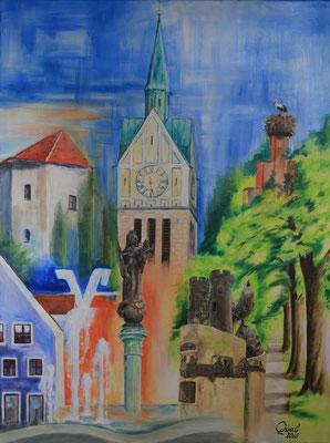 Neustadt in a blaze of colour