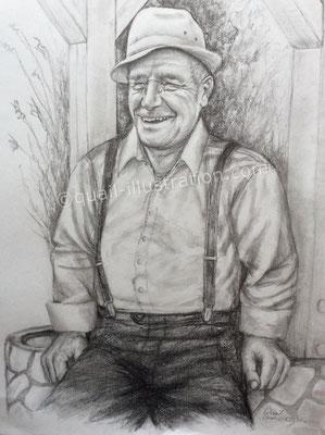 Porträt am brunnen - Privat Auftrag