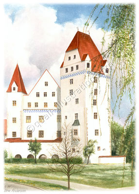 Castle Neues Schloß Ingolstadt