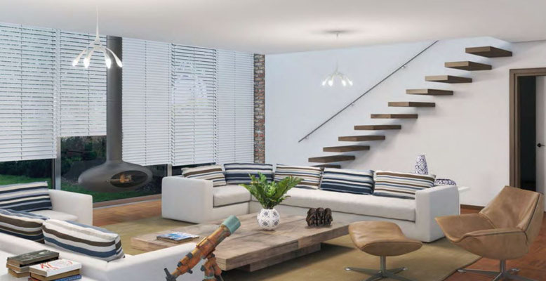 Wohnraum LED Beleuchtung