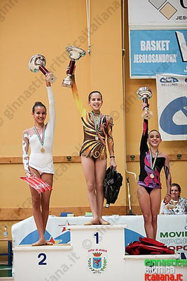 PODIO JUNIOR 1 FASCIA