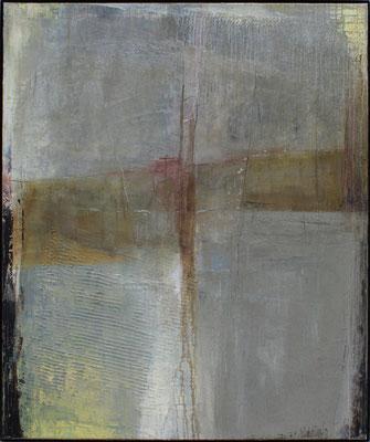 Komposition I / 100 x 120cm / Mischtechnik / 2021
