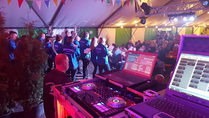 DJ Geburtstag Feier