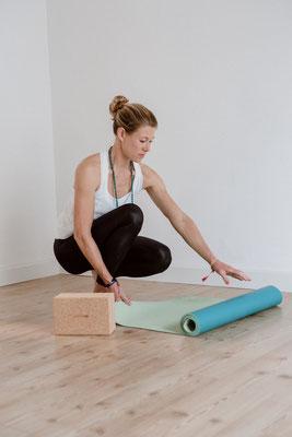 Ich freue mich auf meine Yogastunde - hello-balance