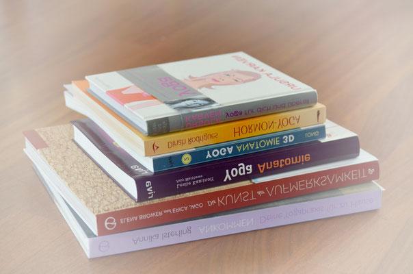 Yoga-Bücher von hello-balance