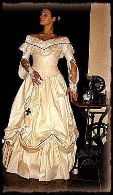 Brautkleid nach Kundenwunsch