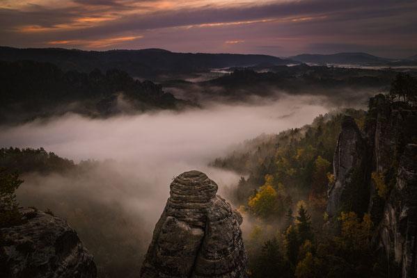 Sächsische Schweiz / Bastei