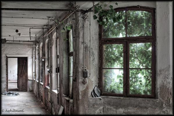 Alte Spiegelfabrik in Fürth