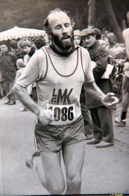 Heinrich Braun wird DM Meister über 10000m der AK M45