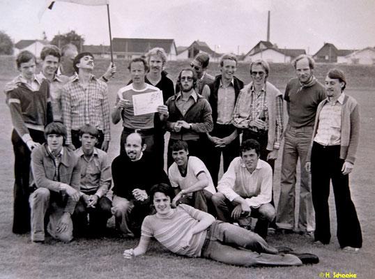 Regionalliga Endkampf 1976