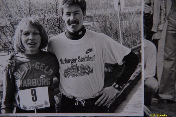 Erika Althaus und Rolf Klinge