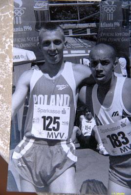 Carlos Gachnaja r. 400m Rekordler