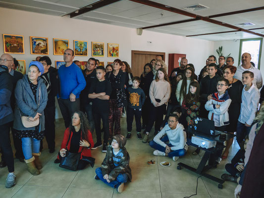 צפייה במצגת שהוזמנה מראש - בית הכנסת הרפורמי דרכי נועם