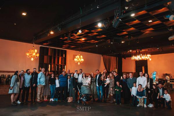 צילומי משפחה של אירוע ברית - wedding club