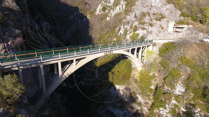 Pont des Suicidés, La Bollène Vésubie