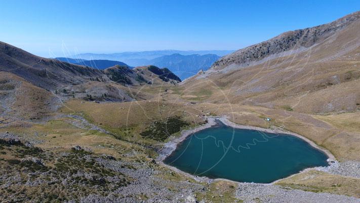 Lac des Millefonts, Valdeblore
