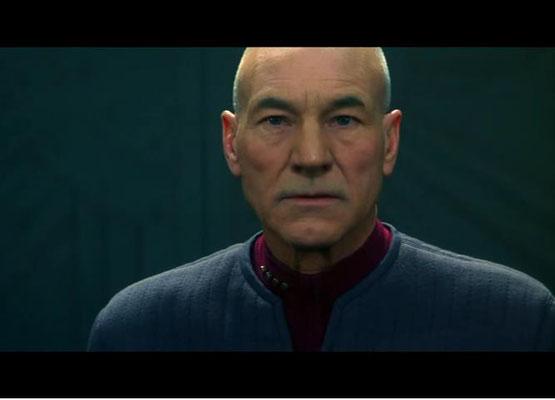 Patrick Stewart zum letzten Mal in seiner Paraderolle als Jean-Luc Picard