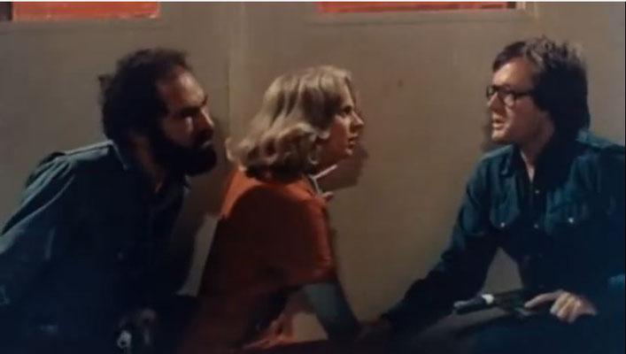Peter Fonda und Blythe Danner machen ihre Sache sehr gut