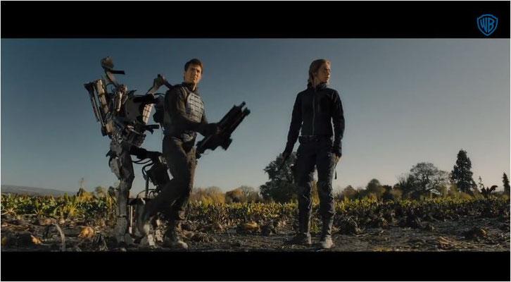 """Tom Cruise und Emily Blunt ergänzen sich in """"Edge of Tomorrow"""" sehr gut"""