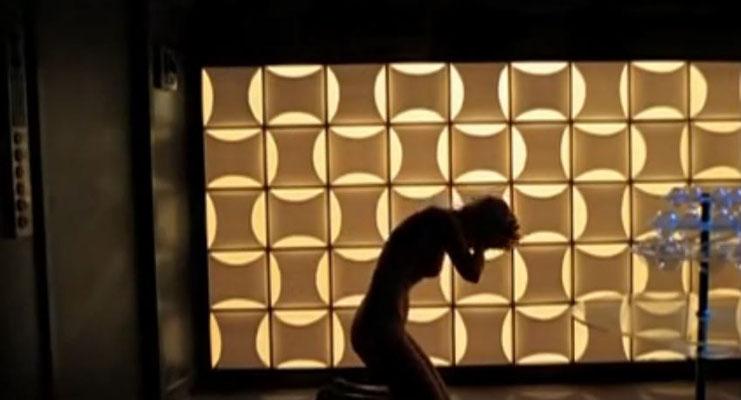 selbst für Kameramann Peter Surig unerklärbar: eine Tanzszenen im Film