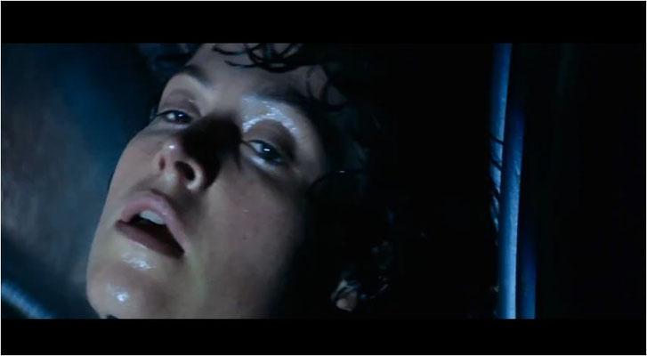 der Horror wirkt echt: Sigourney Weaver spielte die Ellen Ripley phänomenal gut