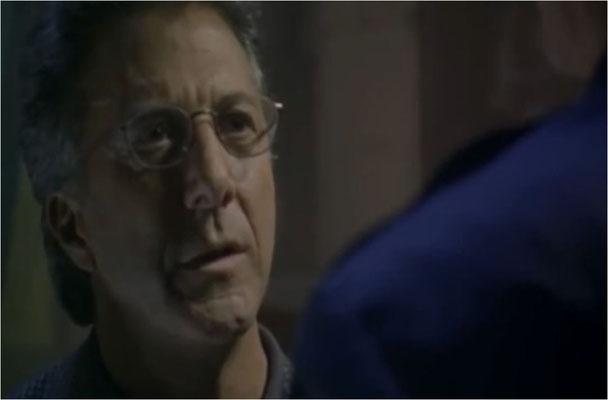 der zweifache Oscar- und sechsfache Golden Globe Gewinner Dustin Hoffman spielt seine Figur Dr. Norman Goodman brillant