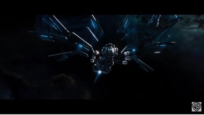 Der Film ist voll von fantastischen Spezialeffekten, die grandios anzuschauen sind