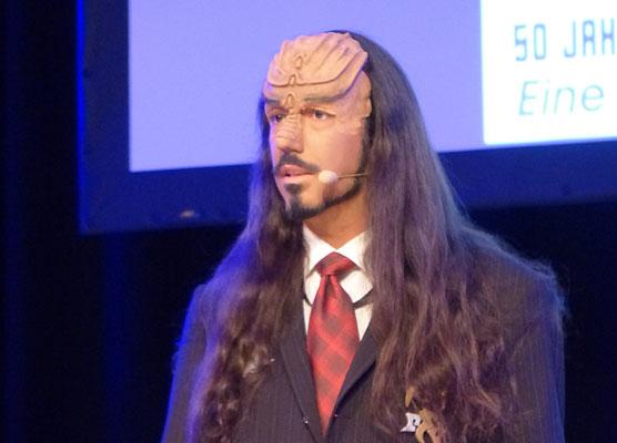 Lieven L. Litaer - der Klingonisch-Lehrer aus dem Saarland