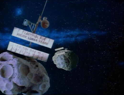 die Asteroidentankstelle war eine gelungene Idee