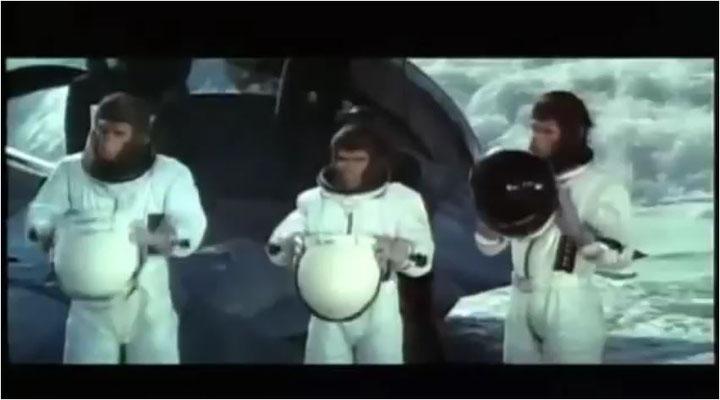 """Flucht vom Planet der Affen"""" schließt nahtlos am Vorgänger Rückkehr zum Planet der Affen an"""