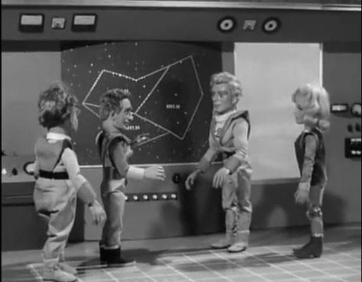 Steve, Venus, Professor Matic und Commander Zero sind sicherlich hoch erfreut darüber, Kult zu sein