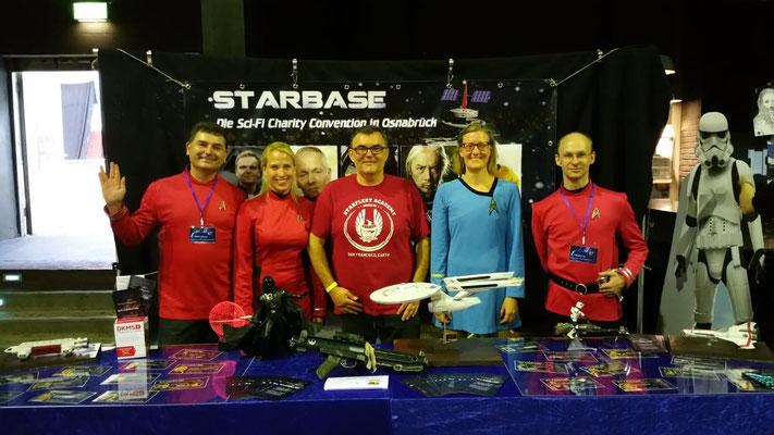 Dreamteam von links nach rechts: Michael, Laura, Reinhard, Annika, Andreas
