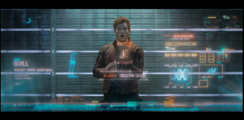 Chris Pratt als cooler Bad-Guy mit Herz Peter Quill
