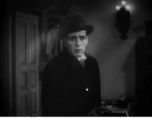der unvergessliche Humphrey Bogart als Untoter, wer hätte das gedacht?