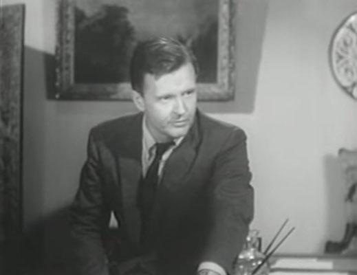 Philip Abbott hier,  als Dr. Merrinoe, war dem amerikanischen Zuschauer zwar nicht gänzlich unbekannt, als Star kann man ihn allerdings nicht bezeichnen