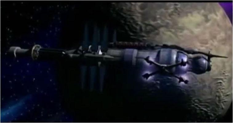 die Raumstation Babylon 5 ist Schauplatz einer wahrhaft epischen Geschichte